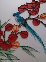 paper quilling birds tutorial 172 best quilled birds images on pinterest paper crafts