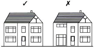 Dormer Extension Plans Local Planning Guidance Notes No 20 House Extensions Wcbc