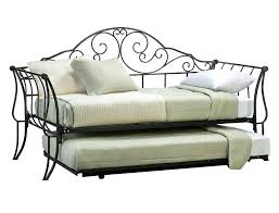 iron daybed with trundle u2013 equallegal co