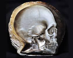 skull and design designboom com