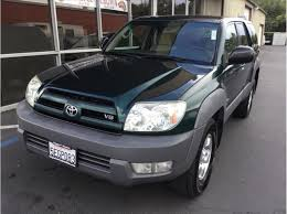 toyota in california green toyota 4runner in california for sale used cars on