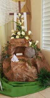 easter religious decorations nest resurrection 2 he is risen teachable moments