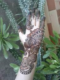 modern styles of mehndi designs makeup tips jigartv