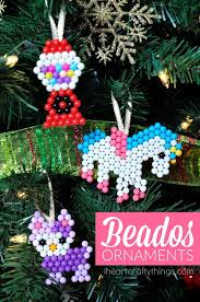 colorful beados ornaments for creativity and play i