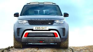 new land rover discovery new land rover discovery svx review 8 new features 2018 world