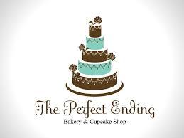 wedding cake logo bakery and cupcake shop logo design logo design contest