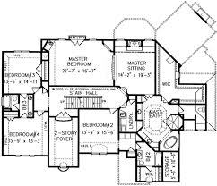 grayson manor floor plan european style house plan 5 beds 4 5 baths 5326 sq ft plan 54