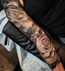 best black and grey rose tattoos 1000 geometric tattoos ideas