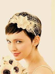hair accessory wedding ideas pinterest short wedding