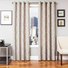 gray curtain panels hayneedle