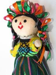 mexican doll maria cloth doll mexican colors by joselinicrafts