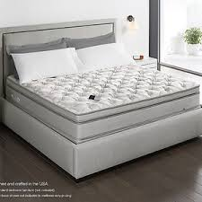 pillow top for sleep number bed sleep number innovation series i8 pillowtop mattress reviews