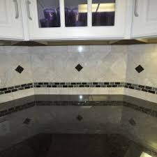 Backsplash Ideas With Dark Granite Countertop by Glass Tile Backsplash Ideas Kitchen Black Granite Countertops