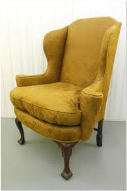 Blue Wingback Chair Design Ideas Alluring Ideas For Wingback Chair Design 13 Best Wingback