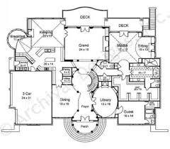 Regent Heights Floor Plan Regency Luxury House Plans Traditional House Plans
