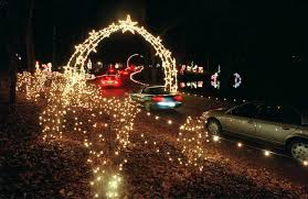 holiday light show near me holiday light show gets another year on former cuneo grounds in