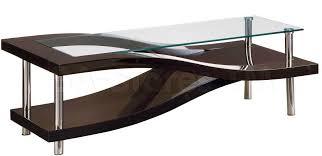 232 20 gf 759 end table wenge and chrome global furniture usa