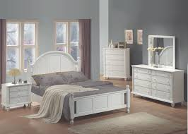 Solid Wood White Bedroom Furniture Bedroom Twin Size Beige Modern Stained Solid Wood Storage Bed
