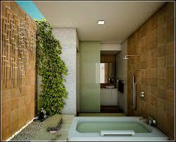 desain kamar mandi pedesaan 30 desain kamar mandi minimalis nuansa alam dengan batu alam