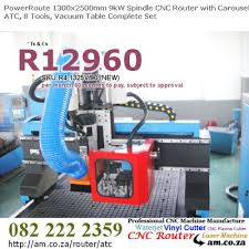disk atc cnc woodworking miller with 9kw spindle brand new factory