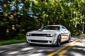 widebody chevy truck 2018 dodge challenger srt hellcat widebody track drive review