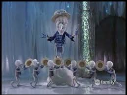 snow miser is a fictional character from the rankin bass produced