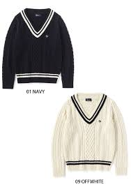 cable knit sweater womens headfoot rakuten global market fred perry fred perry cable