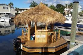 floating picnic table for sale cruisin tiki party boat