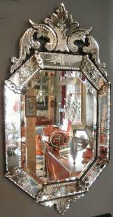 Home Interior Mirror by Interior Vintage Venetian Mirror For Classic Interior Decor