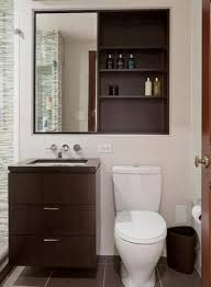 Recessed Medicine Cabinet Wood Door Mirror Toilet Wood Bathroom Medicine Cabinets With