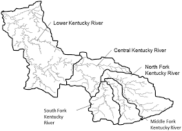 Kentucky Time Zone Map by Evolution Of A Watershed Management Framework In The Kentucky