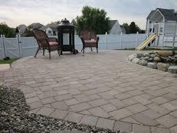 Octagon Patio Pavers by Concrete Pavers U0026 Paving Stones Chambersburg Pa