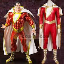 Custom Halloween Costume Shazam Costume Shopping Largest Shazam Costume