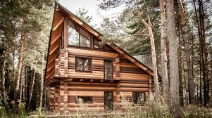 wooden house log house timber house design construction
