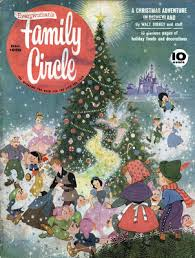 vintage disneyland tickets family circle magazine december 1958
