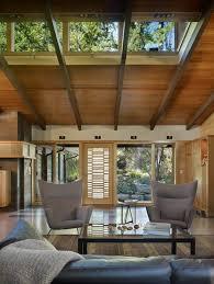 Clearstory Windows Decor Clerestory Design Living Room Midcentury With Custom Front Door