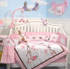 Nursery Bed Set Soho Birds Story Baby Crib Nursery Bedding Set