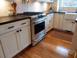 Farmhouse Style Kitchen Cabinets Shaker Painted Cabinets Kitchen Pictures