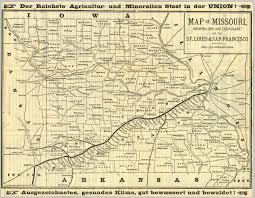 Map Topeka Ks Atchison Topeka U0026 Santa Fe Railroad