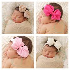 baby girl headwraps 2017 new baby headbands kids bow headbands baby girl