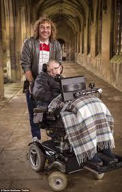 Stephen Hawking Chair David Walliams Reprises His Role As Little Britain U0027s Carer Lou For