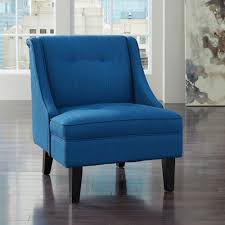 ashley furniture home theater seating ashley furniture clarinda accent chair in blue local furniture