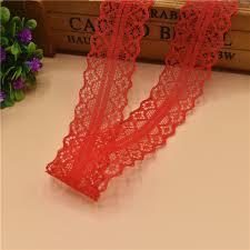 ribbon fabric new wholesale 10 yards lace ribbon 28mm lace trim fabric