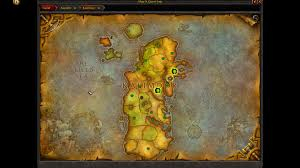 World Of Warcraft Map by World Of Warcraft Time To Level Free Online Mmorpg And Mmo
