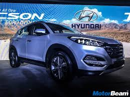 2017 hyundai tucson launched priced from rs 18 99 lakhs live