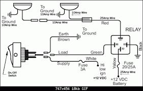 wiring two 50 watt exterior lights jeep wrangler forum