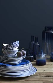 sainsburys kitchen collection spruce up your crockery collection with our indigo range