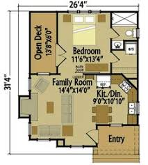 small 2 bed 1bath with loft floor plans plans small