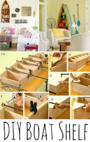 Boat Shelf Bookcase Best 25 Boat Shelf Ideas On Pinterest Boat House Boat Interior