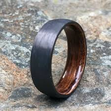 wood wedding band wood wedding rings wood wedding bands titanium rings carbon fiber